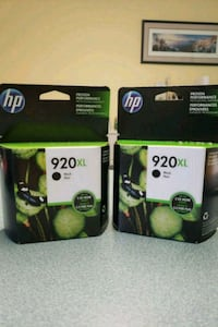 HP 920XL black ink Rockville, 20850