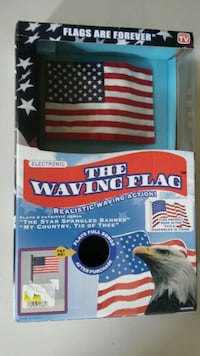 The Waving Flag (As seen on Tv) Youngstown, 44509