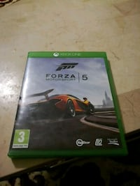 Forza Motorsport 5 Xbox One game case Sevierville, 37862