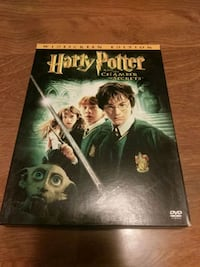 Harry Potter DVD chamber of Secrets King George, 22485