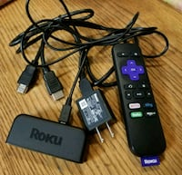 Roku with HDMI Cable Inwood, 25428