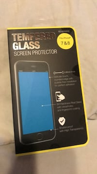 Tempered Glass Screen Protector iPhone 7&8 (will fit 6) Ventura, 93001