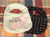 Brand New Set of Carters Baby Bibs Rockville, 20853