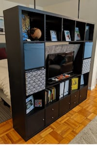 Cube Shelf Divider/Tv Stand (IKEA Kallax)