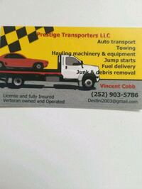Auto & Equipment Transport