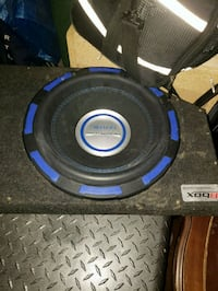 black and blue gothic subwoofer Traverse City, 49684