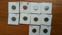 round silver-colored coin packs Falls Church, 22046