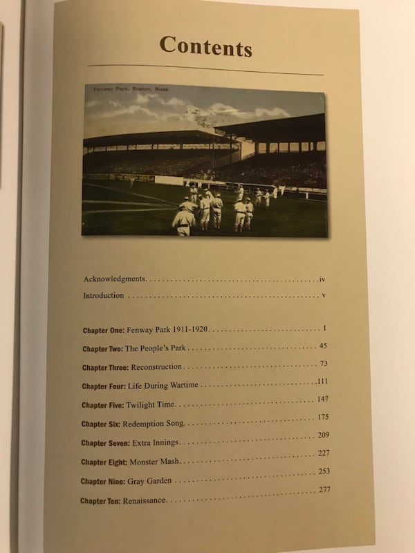 Field of our Fathers  an Illustrated History of Fenway Park 1912-2012 6c0c09d8-43e0-408c-854d-1af6295c723f