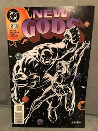 DC Comics The New Gods #2, Nov '95 Richmond Hill, L4S 2P8