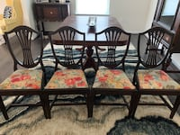 4 dining chairs  Frederick, 21703