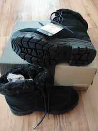 new winter boots sorel waterproof good for -40c size 7