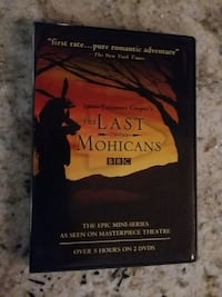 BBC - The Last of the Mohicans