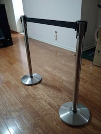 Stand line (stainless) 14pcs 78""