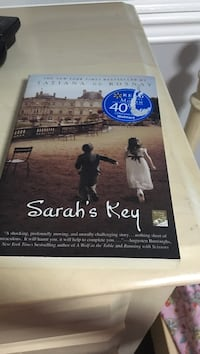 Sarah's Key chapter book Cobourg, K9A 2Y5