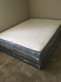 New Queen Mattress come with box spring - Free Delivery Today Baltimore, 21230