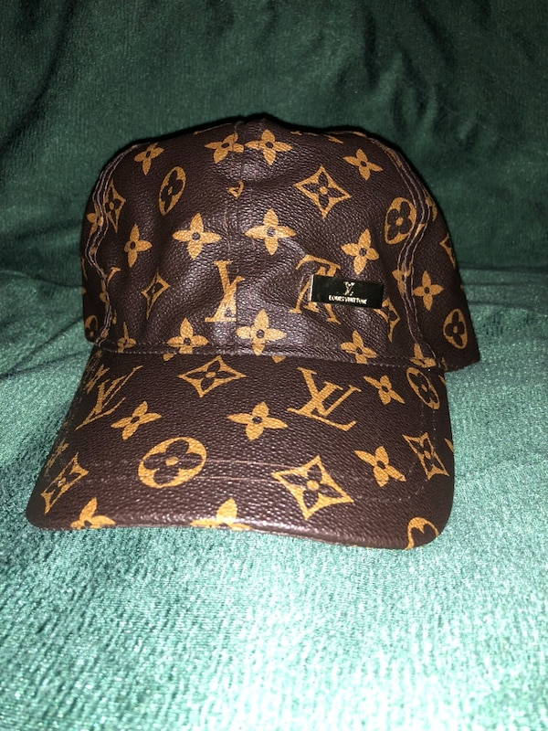 433767f39b562 Used Black and brown louis vuitton cap for sale in Durham - letgo