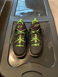 Black and Neon Green CP3 Basketball sneakers Bay Shore, 11706