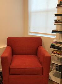 crate and barrel sofa chair San Francisco, 94114