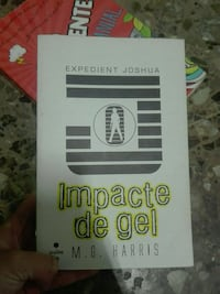 Impacte De Gel de MG Harris book Rubí, 08191