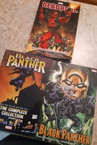 The complete collection comics