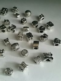 Silver 925 beads charms fit Pandora  Toronto, M9N 3S3