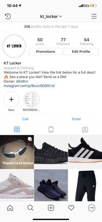 Reselling Clothing/Shoes/Accessories North Las Vegas