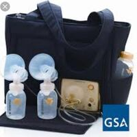 Medela breast pump ( tote bag) Montréal, H3S 0A5