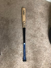 Rawlings Hard Maple Pro 32in. Wood Bat Hedwig Village, 77024