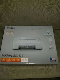 BRAND NEW CANON PRINTER  Toronto, M9P 1A5