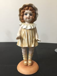 The victorians by enesco baby sally figurine