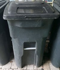 Toter 64 Gal. Trash Can with Wheels  Suffern, 10901
