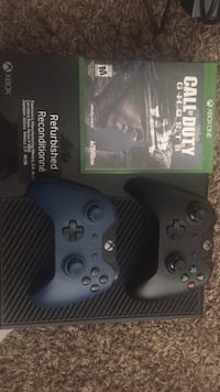 black Xbox One console with controller and box North Highlands, 95660