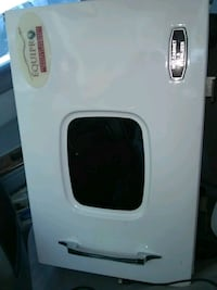 white and black equipro hot cabinet and sterilizer Las Vegas, 89119