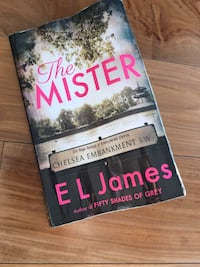 "E.L James Book- ""the mister"""