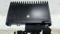 black and gray car amplifier San Leandro, 94577
