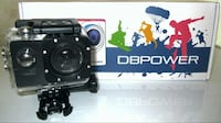 Dbpower ex5000 Action cam con Wi-Fi 6812 km
