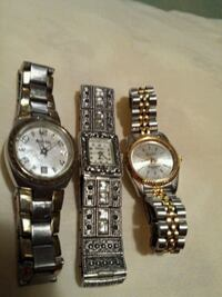 3 women's watches for 20- Pinellas Park
