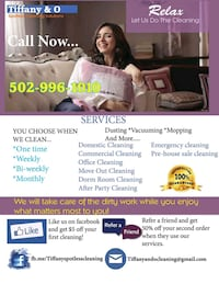 *****House cleaning$50-$75***** Louisville