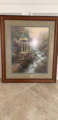 Framed Painting Freehold, 07728
