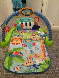 Fisher price piano mat Catlett, 20119