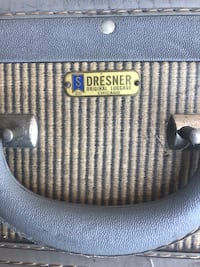 Vintage Luggage MUST GO ASAP  Chicago, 60647