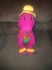 Talking Barney Crossposted