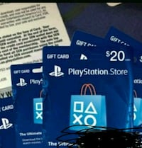 psn cards sprint or verizon! Winters, 79567