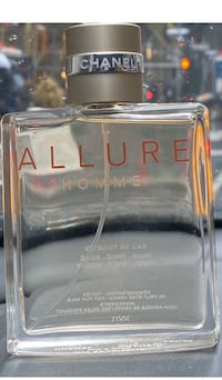 Chanel men's ALLURE HOMME New York, 11356