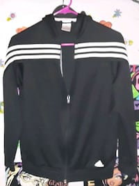 Youth size Large Adidas track Jacket EUC