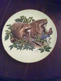 Nature's Heritage collectible plate Pearl, 39208