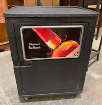 Makers Mark Cabinet: Lockable  Cabinet or  Tool Box