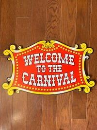 Carnival / Circus Theme Decor for Party or Event