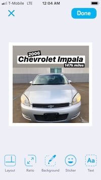 2006 Chevrolet Impala Laurel