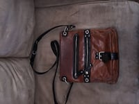 TANO brown leather purse, used Springdale, 72762
